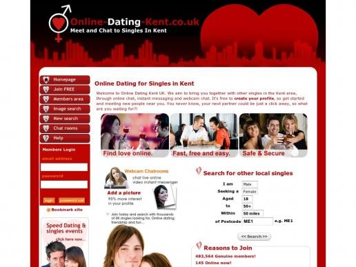 online-dating-kent.co.uk thumbnail