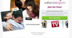 uniformdatinguk.co.uk thumbnail