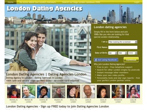 london-dating-agencies.co.uk thumbnail
