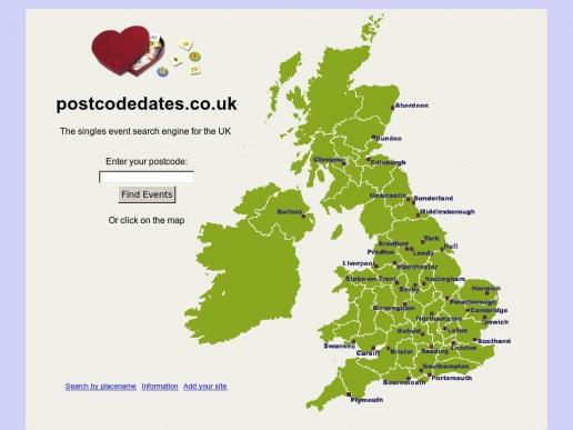 postcodedates.co.uk thumbnail