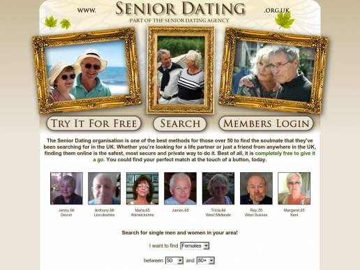 seniordating.org.uk thumbnail