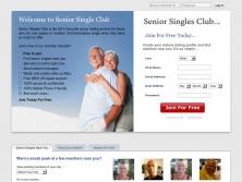 seniorsinglesclub.co.uk thumbnail