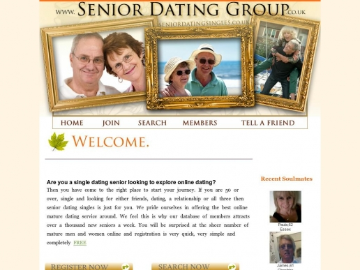 seniordatingsingles.co.uk thumbnail