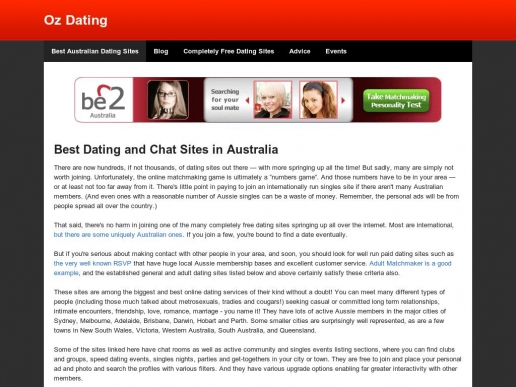 oz-dating.net thumbnail
