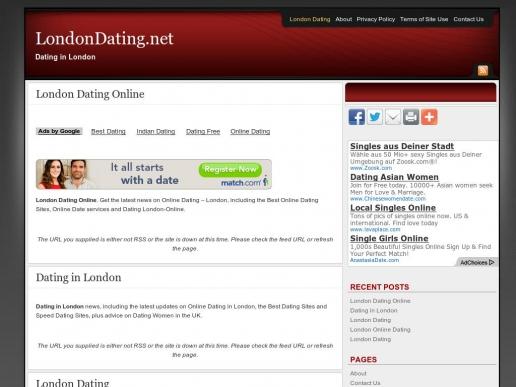 londondating.net thumbnail