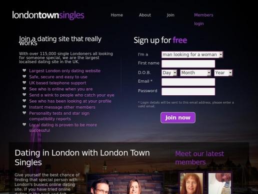 londontownsingles.co.uk thumbnail