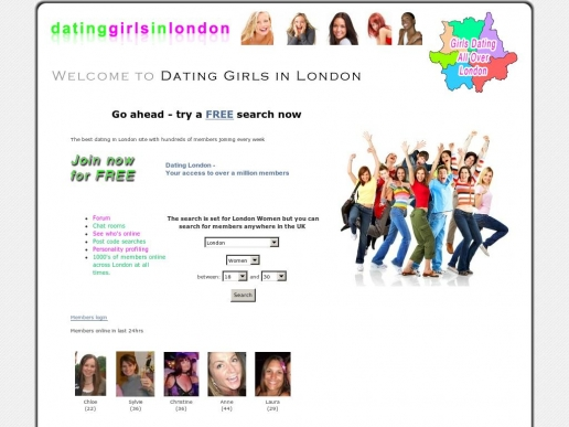 datinggirlslondon.co.uk thumbnail