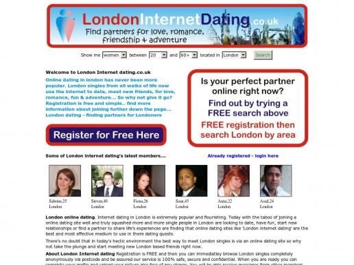 londoninternetdating.co.uk thumbnail