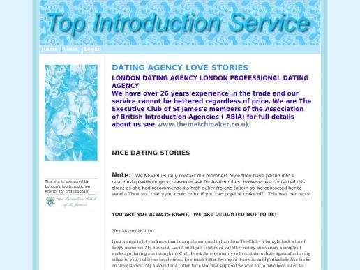 topintroductionservice.co.uk thumbnail