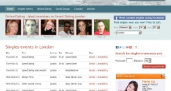 smartdatinglondon.co.uk thumbnail