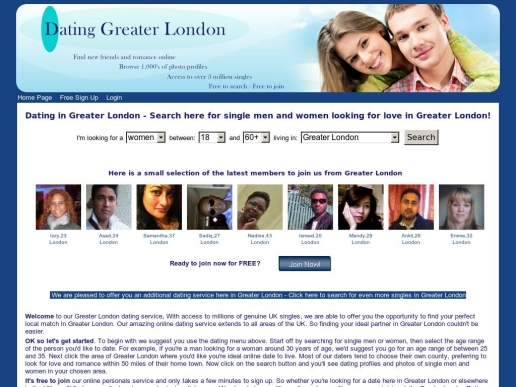 datinggreaterlondon.co.uk thumbnail