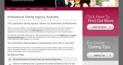 datingagencyaustralia.com thumbnail