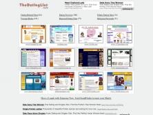 thedatinglist.info thumbnail