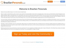 brazilianpersonals.co.uk thumbnail
