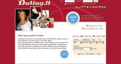 dating.lt thumbnail