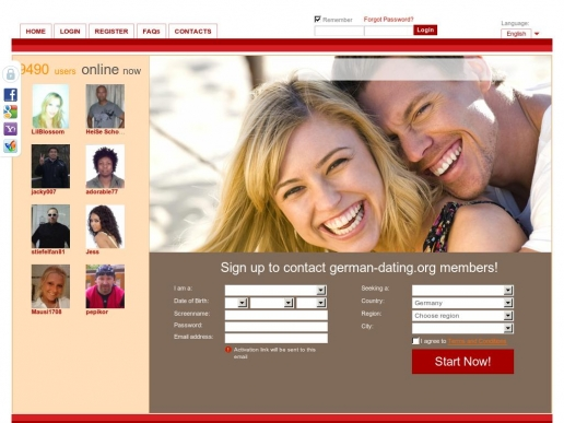 german-dating.org thumbnail