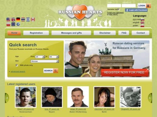 russianhearts.de thumbnail