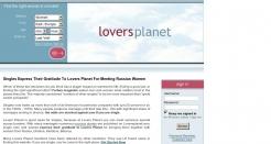loversplanet.com thumbnail