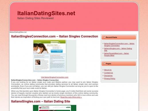 italiandatingsites.net thumbnail
