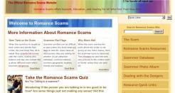romancescams.org thumbnail
