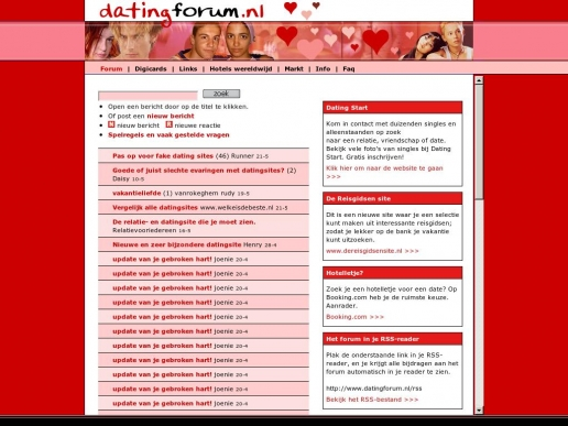 datingforum.nl thumbnail