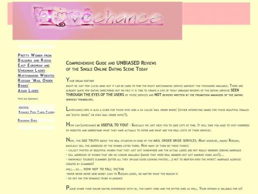 lovechance.info thumbnail