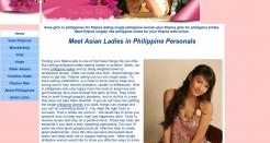 philippine-ladies-personals.com thumbnail