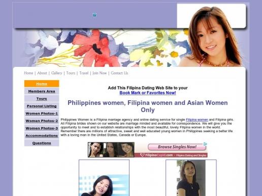 philippineswomen.net thumbnail