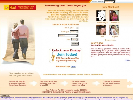turkeydating.net thumbnail
