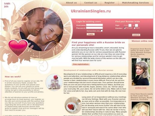 ukrainiansingles.ru thumbnail