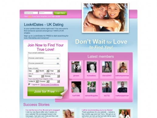 look4dates.co.uk thumbnail