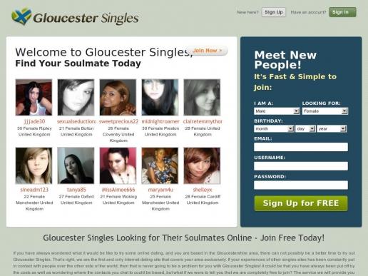 gloucestersingles.co.uk thumbnail