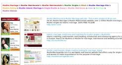 muslima-marriage.com thumbnail