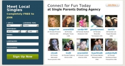 singleparentsdatingagency.com thumbnail