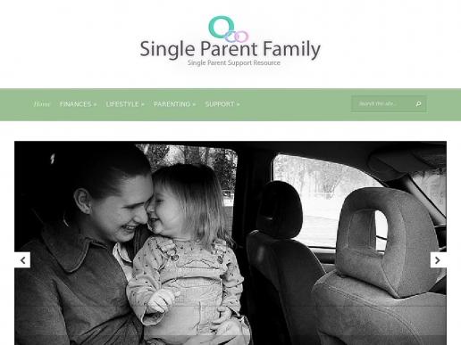 thesingleparentfamily.org thumbnail