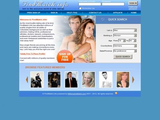findmatch.info thumbnail