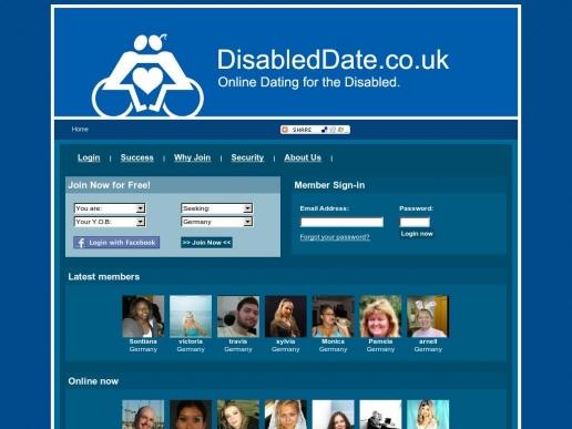 disableddate.co.uk thumbnail