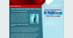 herpes-date.com thumbnail