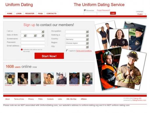 uniform-dating.org thumbnail