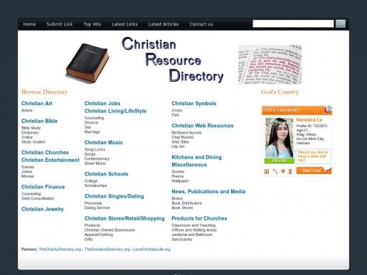 christianresourcedirectory.org thumbnail