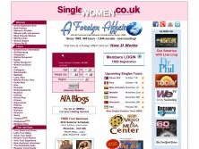 singlewomen.co.uk thumbnail