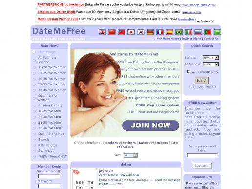 datemefree.org thumbnail