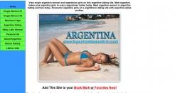 argentinawomengirls.com thumbnail