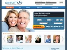 seniormate.org thumbnail