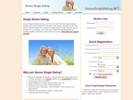 seniorsingledating.net thumbnail