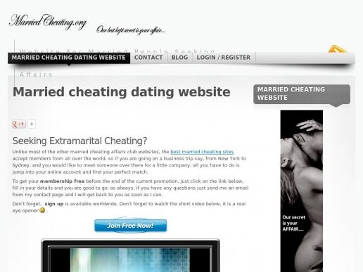 marriedcheating.org thumbnail