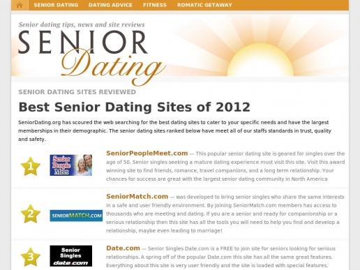 seniordating.org thumbnail