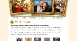 seniordatinggroup.org.uk thumbnail
