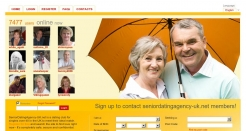seniordatingagency-uk.net thumbnail