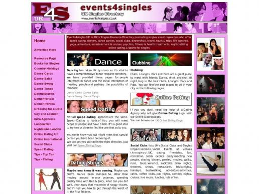 events4singles.co.uk thumbnail